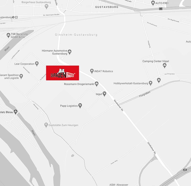 GaragenMAX LagerPark am Mainspitz-Dreieck